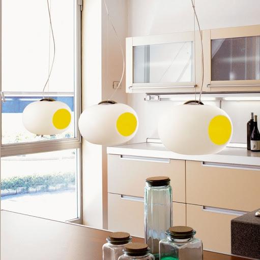 Illuminazione stile moderno come scegliere le fonti luminose con ...